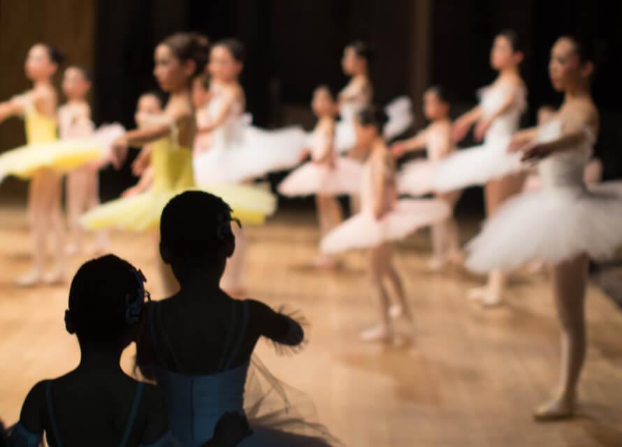 バレエ・体操 トレーニングクラスについて