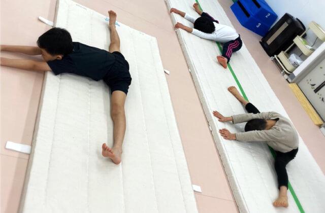 体操教室 B