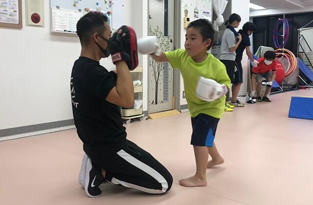 ボクシング・エクササイズ